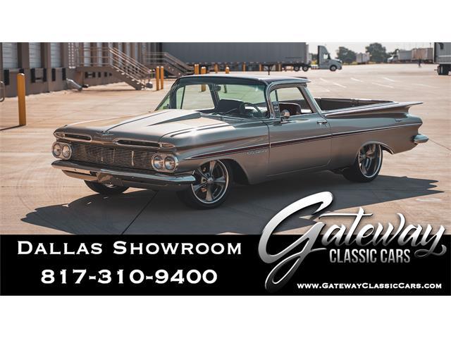1959 Chevrolet El Camino (CC-1351307) for sale in O'Fallon, Illinois