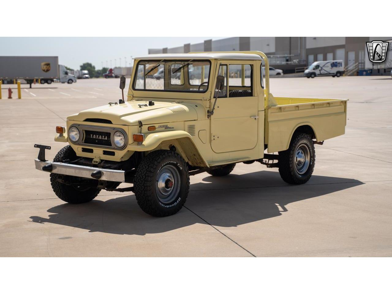 1973 Toyota Land Cruiser FJ (CC-1351308) for sale in O'Fallon, Illinois