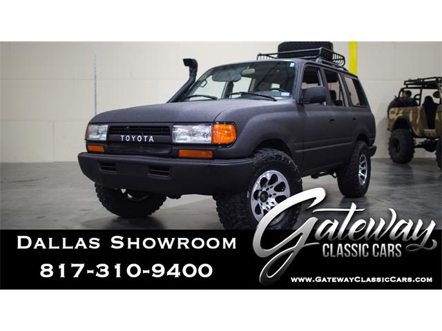 1993 Toyota Land Cruiser FJ (CC-1351321) for sale in O'Fallon, Illinois
