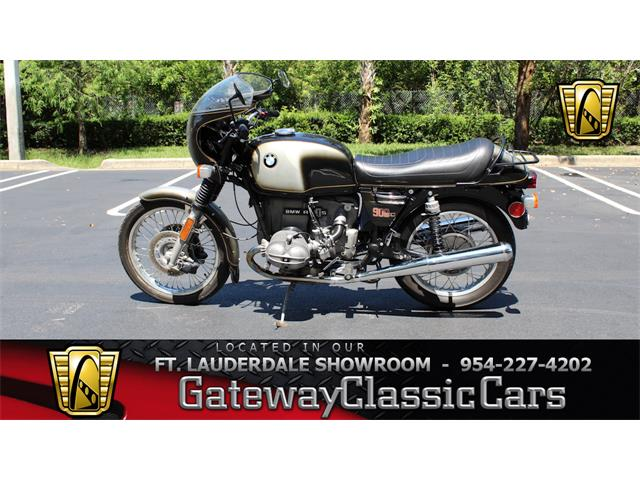 1976 BMW Motorcycle (CC-1351343) for sale in O'Fallon, Illinois
