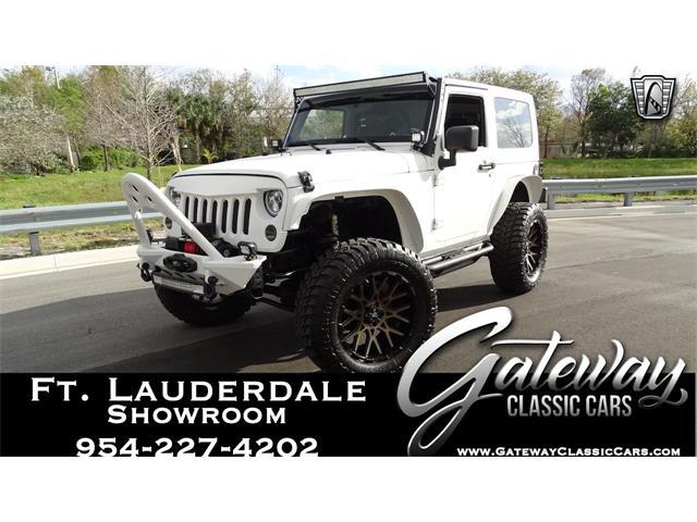2009 Jeep Wrangler (CC-1351359) for sale in O'Fallon, Illinois