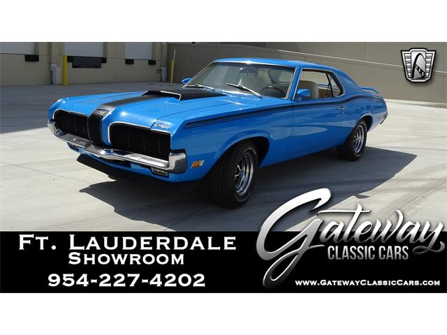 1970 Mercury Cougar (CC-1351374) for sale in O'Fallon, Illinois