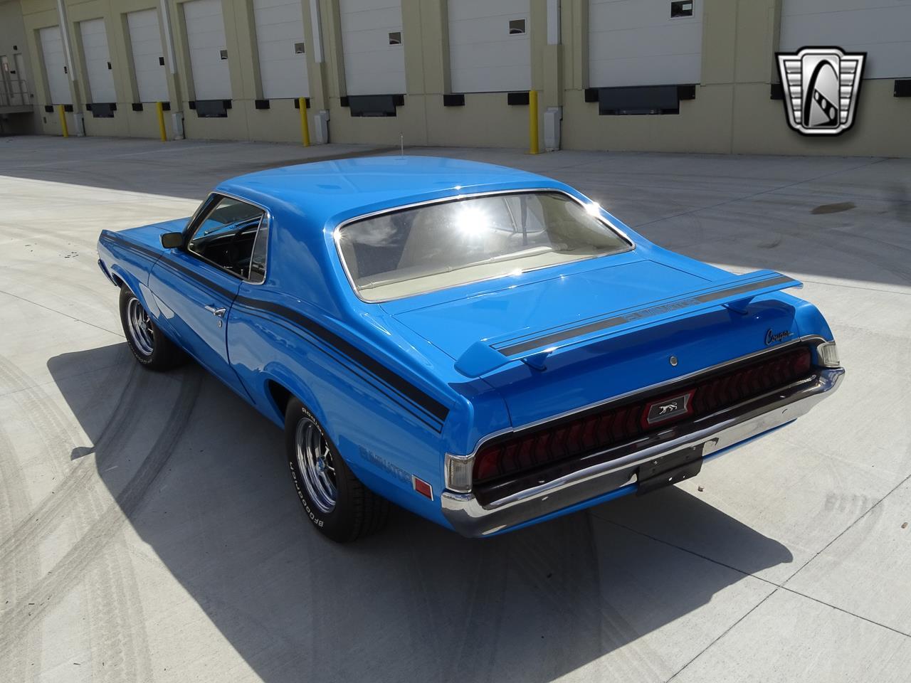 1970 Mercury Cougar (CC-1351374) for sale in O'Fallon, Illinois