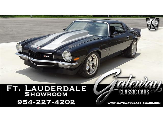 1973 Chevrolet Camaro (CC-1351377) for sale in O'Fallon, Illinois