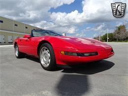 1992 Chevrolet Corvette (CC-1351396) for sale in O'Fallon, Illinois
