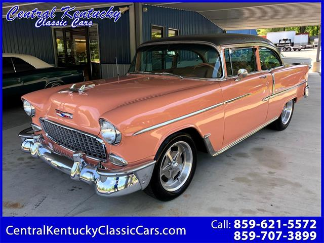 1955 Chevrolet Bel Air (CC-1350140) for sale in Paris , Kentucky
