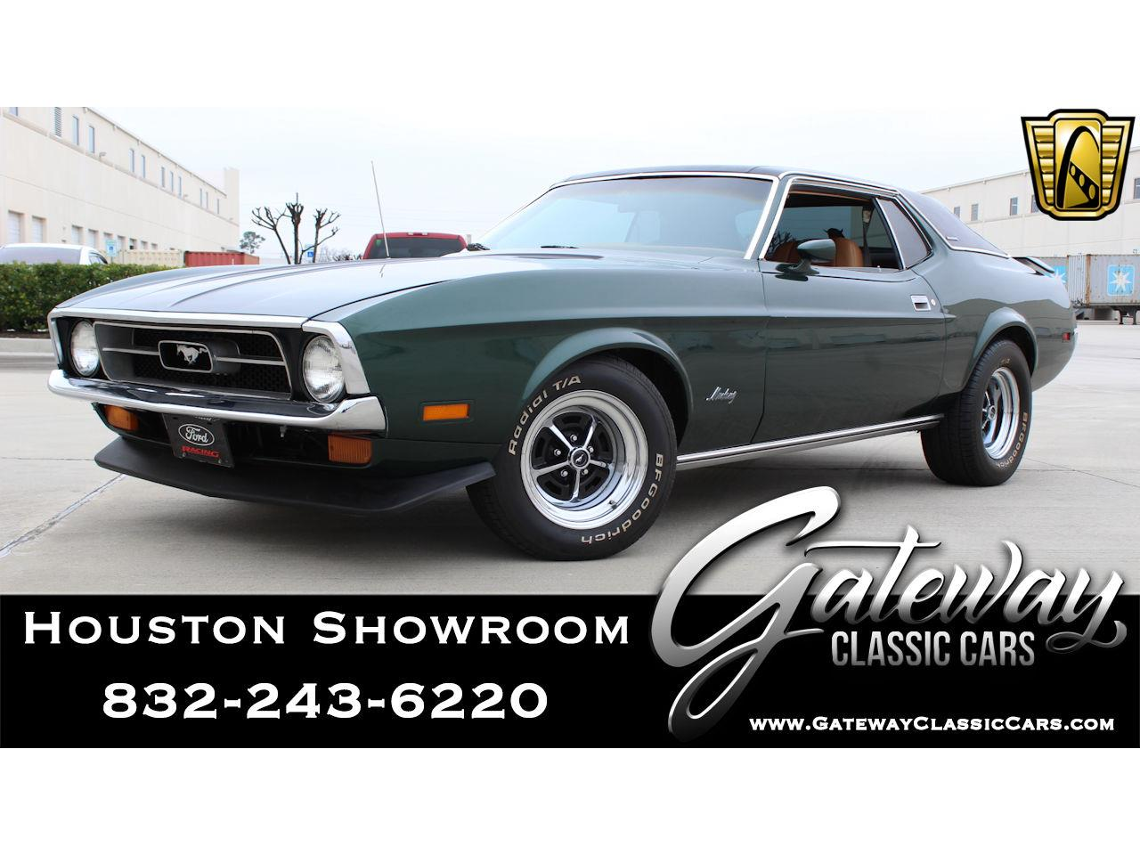 1971 Ford Mustang (CC-1351402) for sale in O'Fallon, Illinois