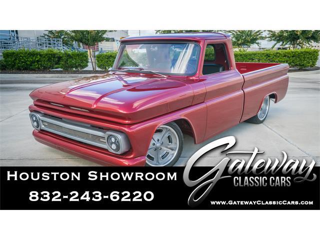 1966 Chevrolet C10 (CC-1351416) for sale in O'Fallon, Illinois