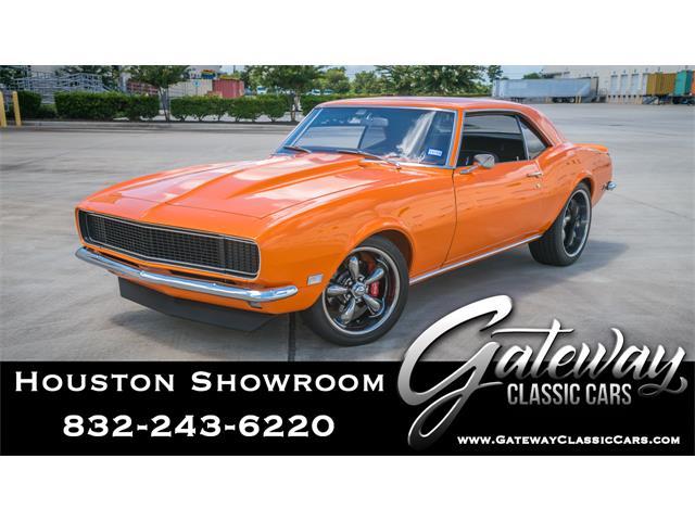 1968 Chevrolet Camaro (CC-1351417) for sale in O'Fallon, Illinois
