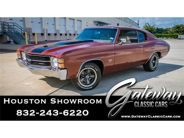 1971 Chevrolet Chevelle (CC-1351418) for sale in O'Fallon, Illinois