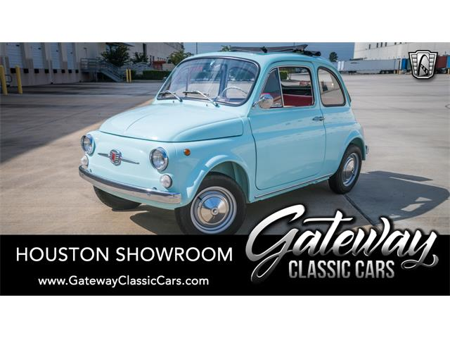 1967 Fiat 500L (CC-1351422) for sale in O'Fallon, Illinois