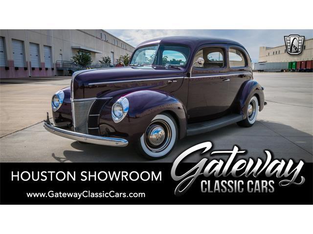1940 Ford Deluxe (CC-1351423) for sale in O'Fallon, Illinois