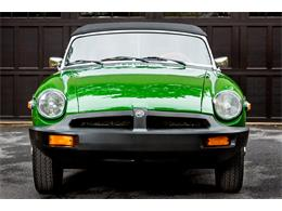 1978 MG MGB (CC-1351430) for sale in WYOMISSING, Pennsylvania