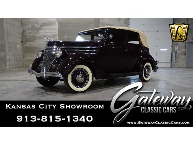 1936 Ford Deluxe (CC-1351435) for sale in O'Fallon, Illinois