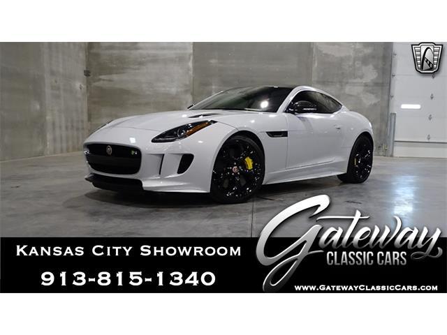2016 Jaguar F-Type (CC-1351439) for sale in O'Fallon, Illinois
