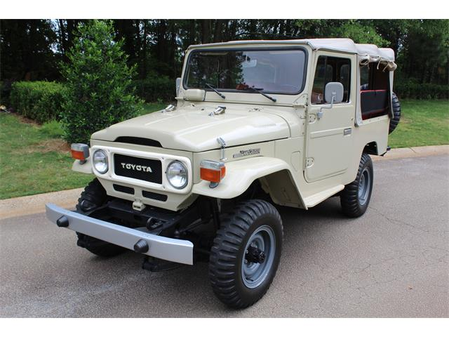 1969 Toyota Land Cruiser FJ (CC-1351448) for sale in Roswell, Georgia