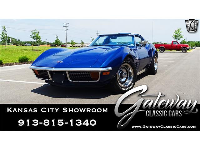 1972 Chevrolet Corvette (CC-1351452) for sale in O'Fallon, Illinois