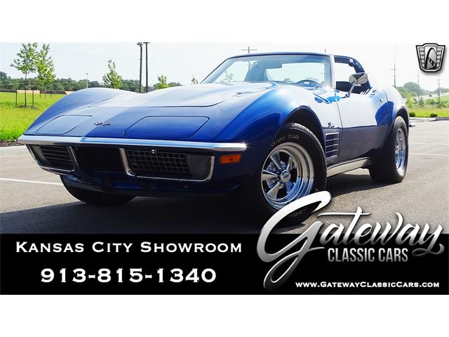 1972 Chevrolet Corvette (CC-1351467) for sale in O'Fallon, Illinois
