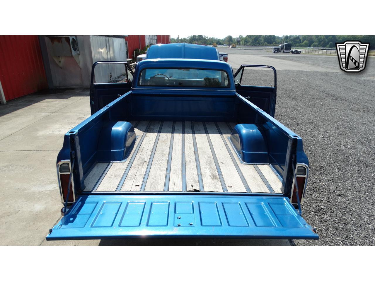 1972 Chevrolet C10 (CC-1351500) for sale in O'Fallon, Illinois