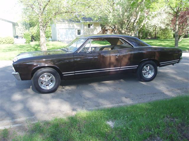 1967 Beaumont Custom (CC-1351502) for sale in MULHURST BAY, Alberta