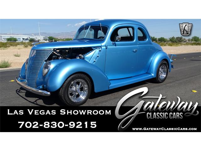 1937 Ford Coupe (CC-1351515) for sale in O'Fallon, Illinois