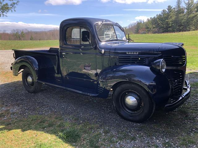 1947 Dodge Pickup (CC-1351543) for sale in Roanoke , Virginia
