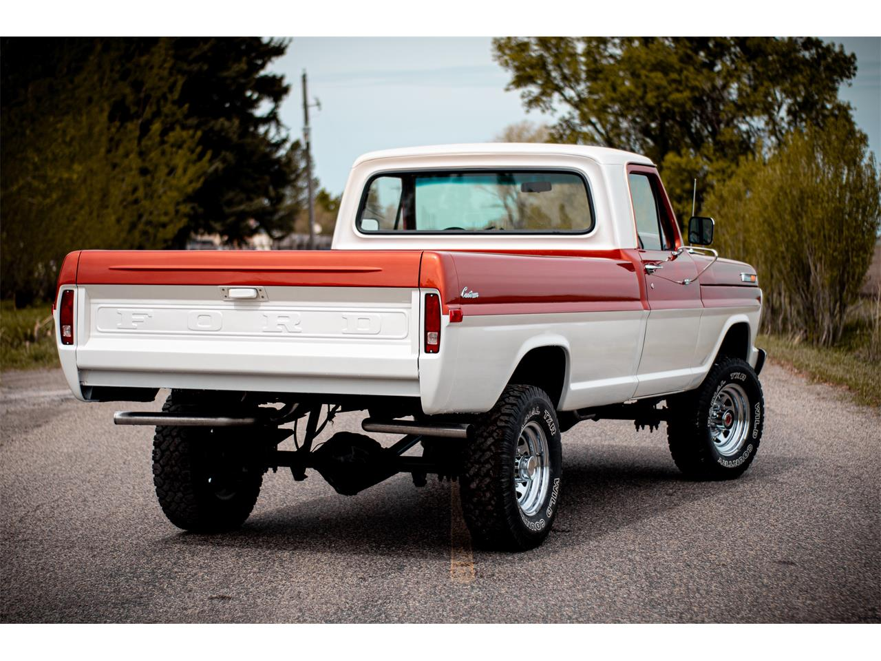 1971 Ford F250 (CC-1351548) for sale in Rexburg, Idaho