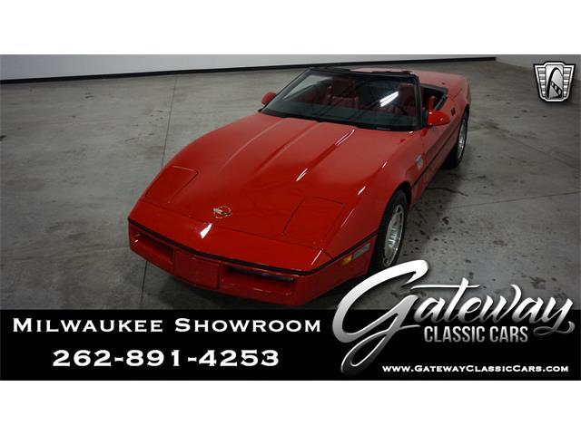 1986 Chevrolet Corvette (CC-1351549) for sale in O'Fallon, Illinois