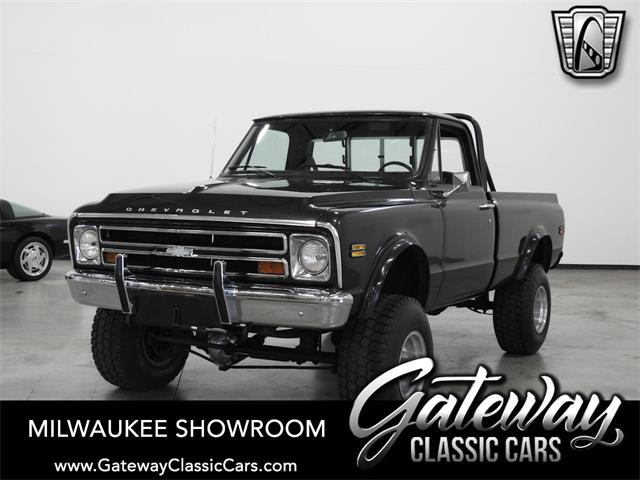 1968 Chevrolet C10 (CC-1351577) for sale in O'Fallon, Illinois