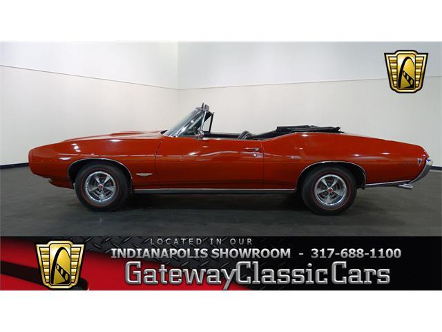 1968 Pontiac GTO (CC-1351582) for sale in O'Fallon, Illinois