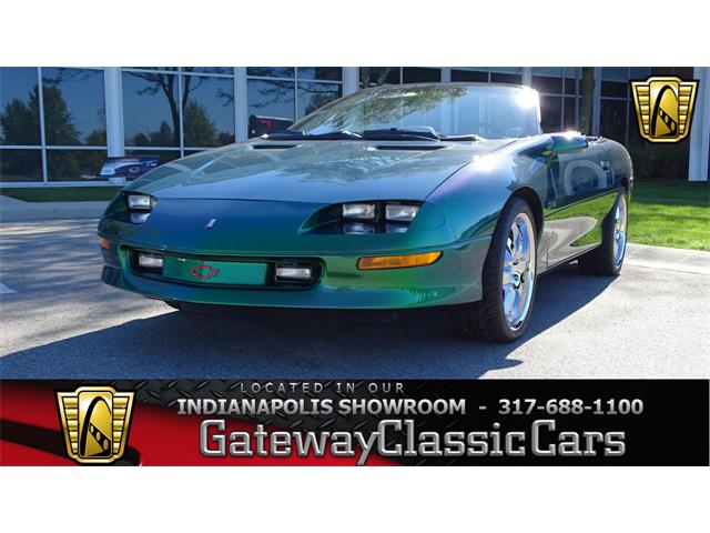 1995 Chevrolet Camaro (CC-1351592) for sale in O'Fallon, Illinois