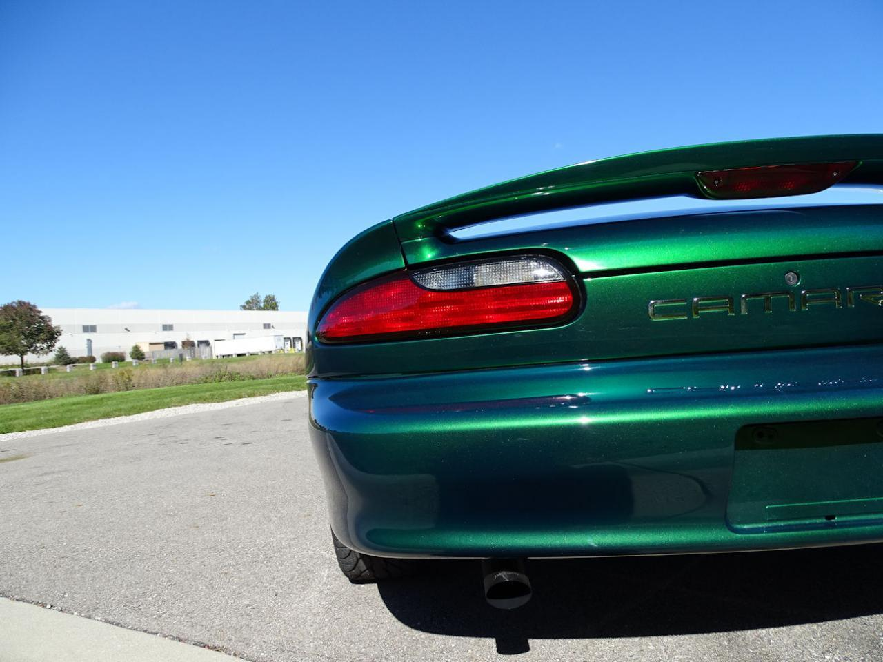 1995 Chevrolet Camaro (CC-1351592) for sale in O'Fallon, Illinois