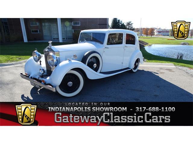 1935 Rolls-Royce 20/25 (CC-1351593) for sale in O'Fallon, Illinois