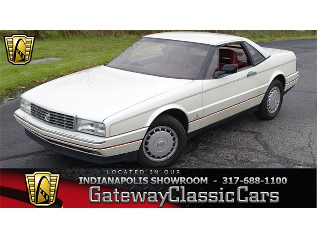 1987 Cadillac Allante (CC-1351596) for sale in O'Fallon, Illinois
