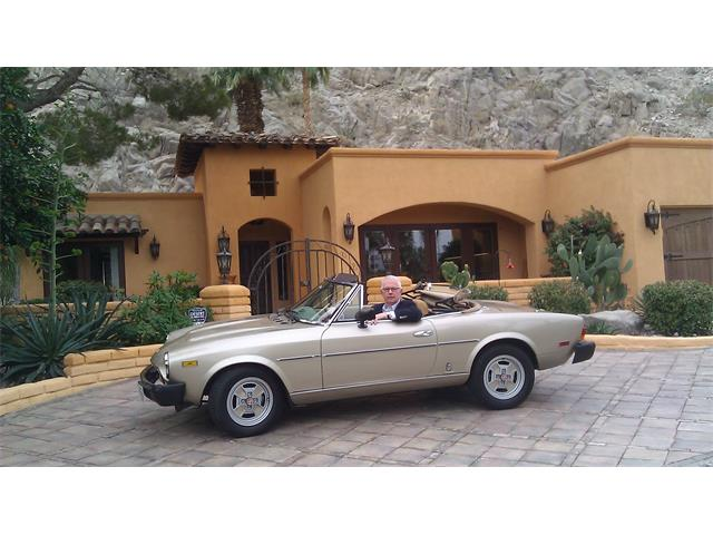 1980 Fiat 124 Spider 2000 (CC-1351614) for sale in INCLINE VILLAGE, Nevada