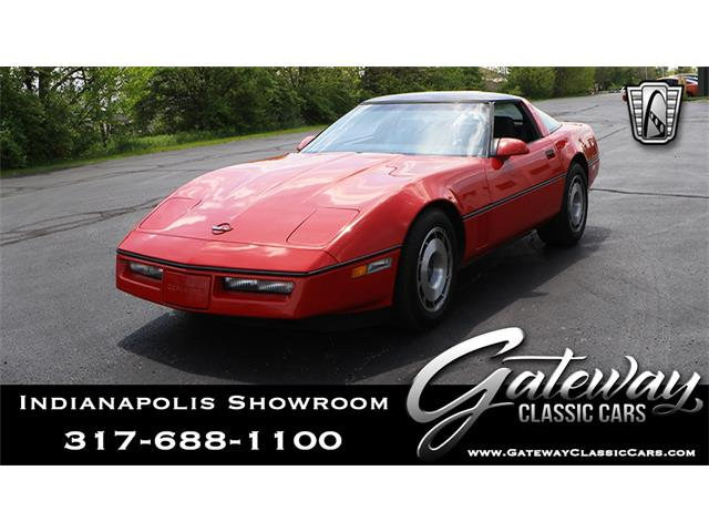 1987 Chevrolet Corvette (CC-1351616) for sale in O'Fallon, Illinois