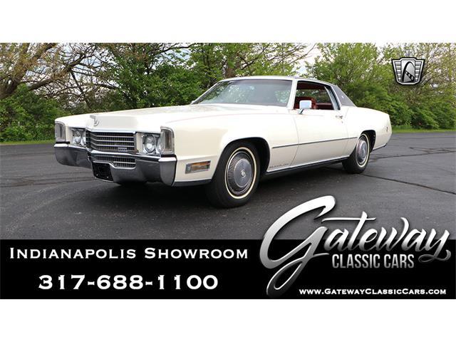 1970 Cadillac Eldorado (CC-1351617) for sale in O'Fallon, Illinois
