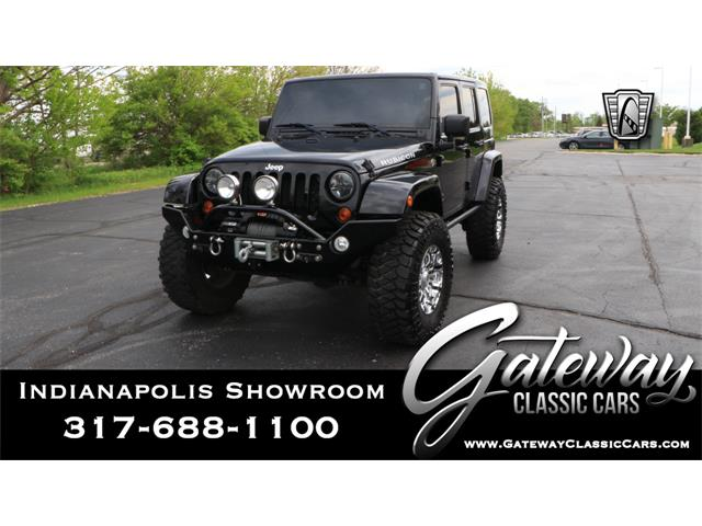 2012 Jeep Wrangler (CC-1351619) for sale in O'Fallon, Illinois