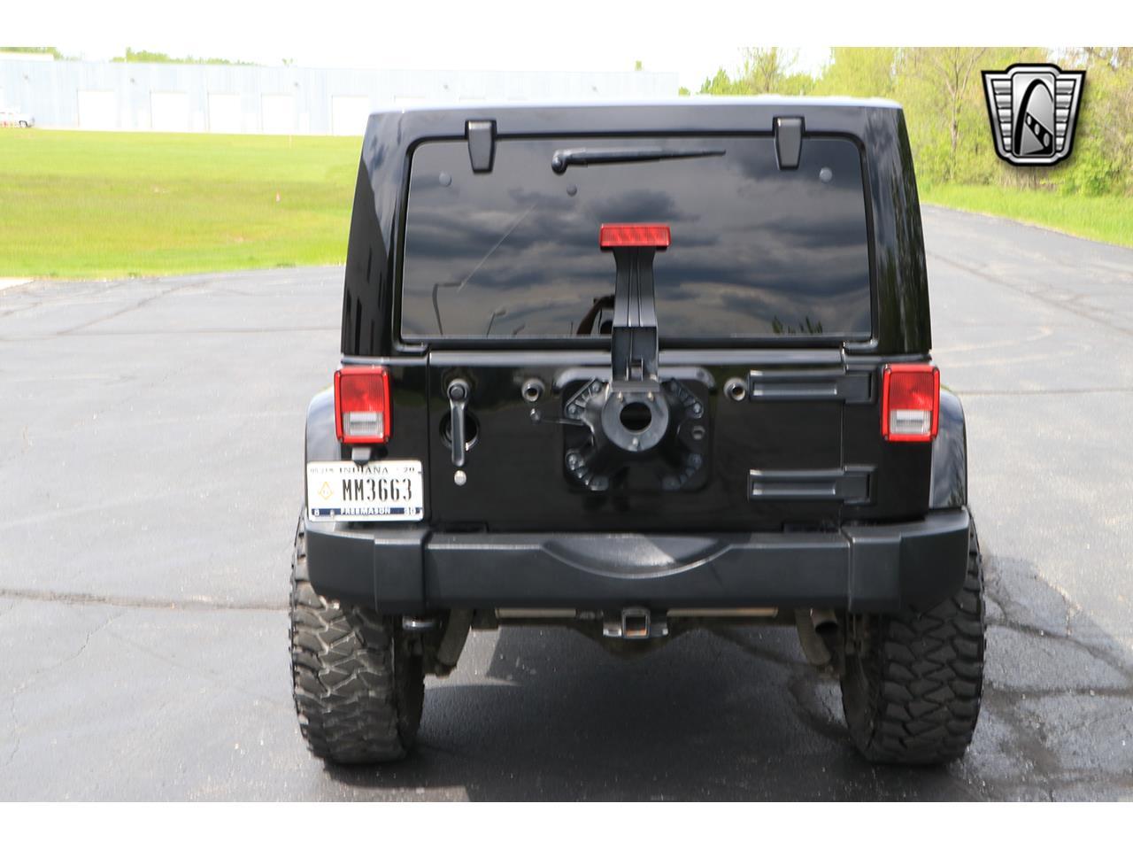 2012 Jeep Wrangler (CC-1351619) for sale in O'Fallon, Illinois