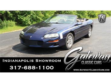 2000 Chevrolet Camaro (CC-1351627) for sale in O'Fallon, Illinois