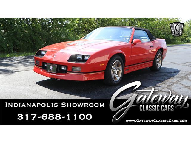 1990 Chevrolet Camaro (CC-1351629) for sale in O'Fallon, Illinois