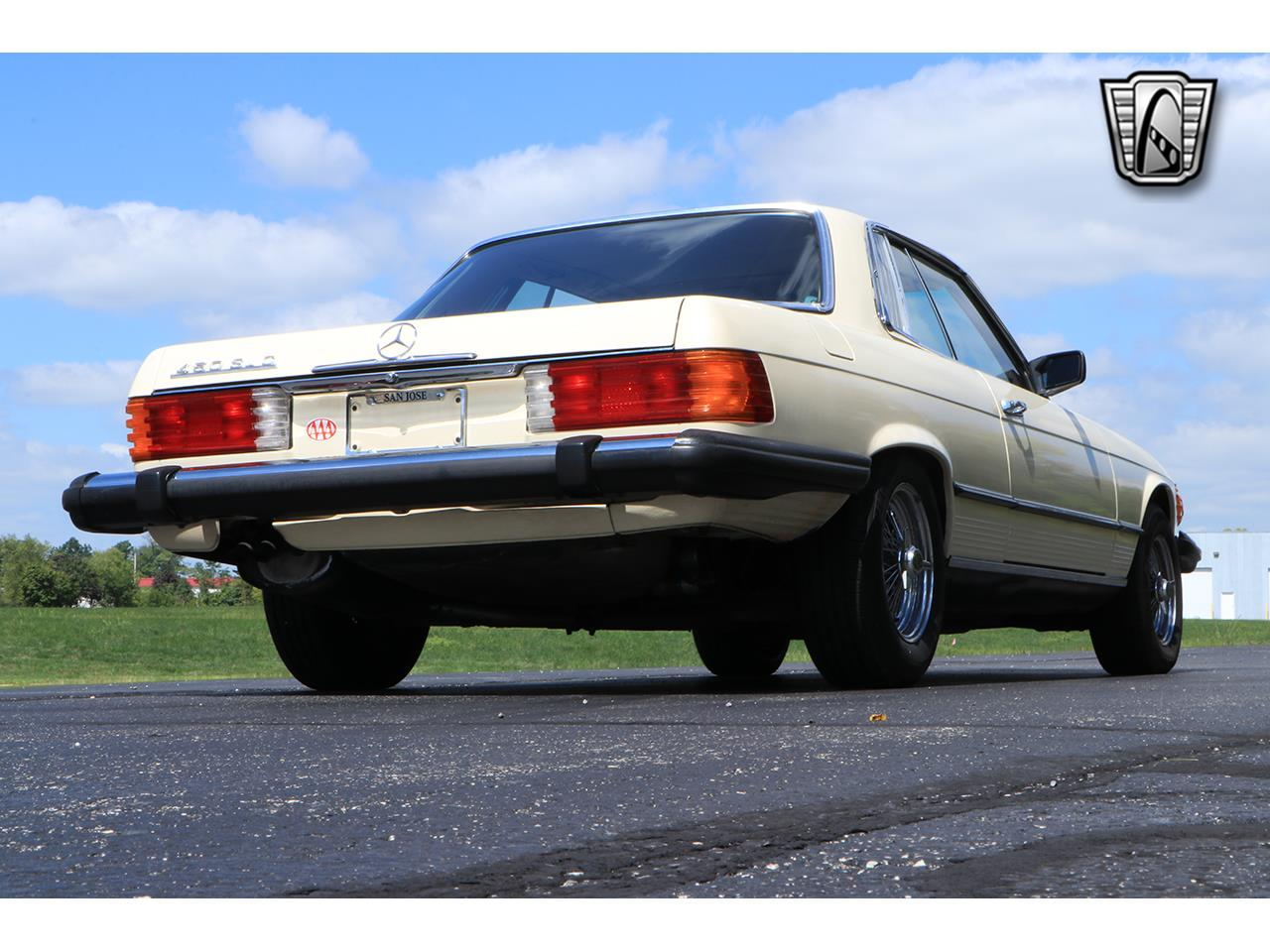 1979 Mercedes-Benz 450SLC (CC-1351633) for sale in O'Fallon, Illinois