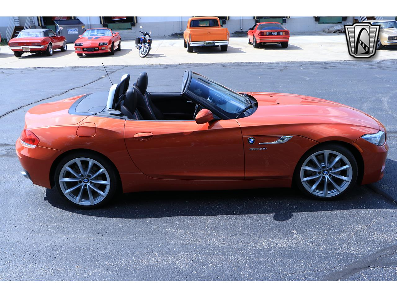 2015 BMW Z4 (CC-1351637) for sale in O'Fallon, Illinois