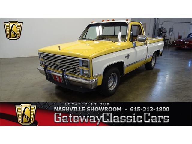 1984 Chevrolet C10 (CC-1351646) for sale in O'Fallon, Illinois