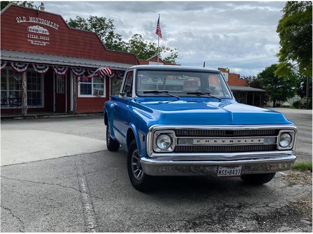 1970 Chevrolet C10 (CC-1351655) for sale in Montgomery, Texas