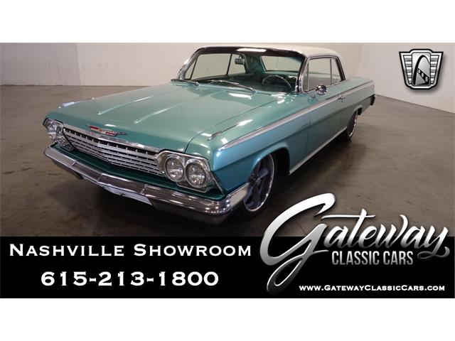 1962 Chevrolet Impala (CC-1351656) for sale in O'Fallon, Illinois