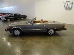 1987 Mercedes-Benz 560SL (CC-1351660) for sale in O'Fallon, Illinois
