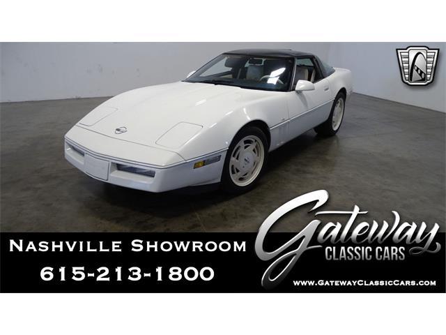 1988 Chevrolet Corvette (CC-1351668) for sale in O'Fallon, Illinois