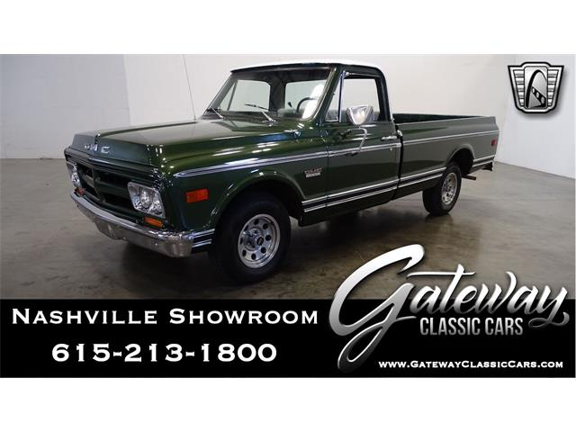 1972 GMC 1500 (CC-1351670) for sale in O'Fallon, Illinois