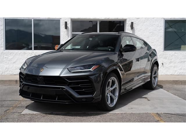 2019 Lamborghini Urus (CC-1351673) for sale in Salt Lake City, Utah